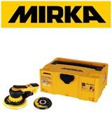 Mirka - специалист в шлифовке и полировке