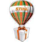 Акция ЛЕС ПОДАРКОВ  -  призы для покупателей продукции Stihl
