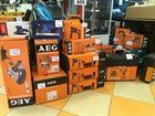 Финальная распродажа AEG