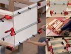 Эволюция корпусных струбцин REVO - выше эффективность и надежность в новом дизайне