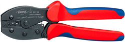 Клещи для опрессовки 220мм PreciForce® Knipex - фото 11181