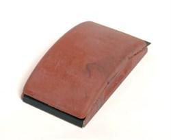 Шлифок ручной 70x125мм резиновый для шлифовки с водой - фото 11475