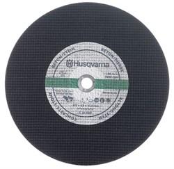 Диск абразивный Husqvarna по рельсам - фото 20860