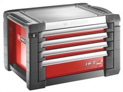 Инструментальный ящик JET+ с 4 ящиками (3 модуля в ящике) Facom - фото 25313