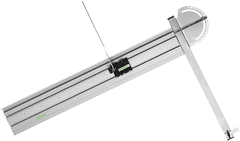 Направляющая угловая GC 1000 AG Festool - фото 4285