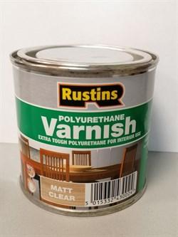 Полиуретановый лак / Poly Varnish Matt Clear (Матовый) - фото 49933