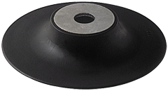 Тарелка шлифовальная резиновая ST-D115/0-EL - фото 6005