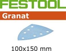 Дельташлифлист STF DELTA/7 Granat
