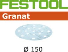 Шлифкруг STF D150/16 Granat Festool
