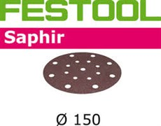 Шлифкруг STF D150/16 Saphir Festool