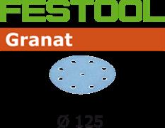 Шлифкруг STF D125/90  Granat