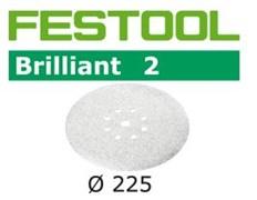 Шлифкруг STF D225/0 Brilliant2