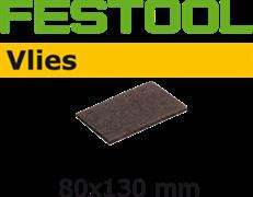 Шлифлист STF 80x130мм Vlies