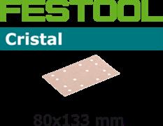 Шлифлист STF 80x133мм Cristal