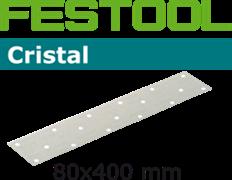 Шлифлист STF 80х400мм Cristal