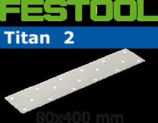 Шлифлист STF 80х400мм Titan II
