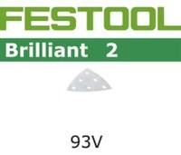 Дельташлифлист STF V93/6 Brilliant2