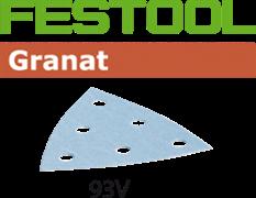 Дельташлифлист STF V93/6 Granat