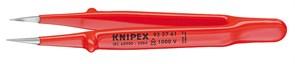 Пинцет прецизионный 130мм 1000V Knipex