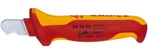 Нож для снятия изоляци 155мм 1000V Knipex