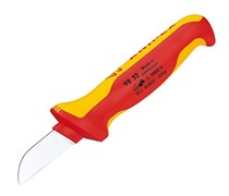 Нож кабельный 180мм 1000V Knipex