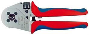 Клещи для опрессовки 230мм точ. контактов Knipex
