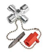 Ключ для электрошкафов Knipex