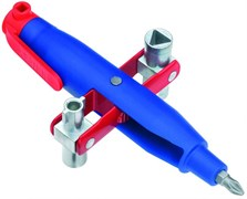 Ключ для электрошкафов штифтовой Knipex