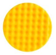 Полировальный диск 150мм жёлтый рельеф. 2шт.