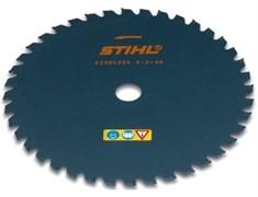 Нож 250/25,4мм 40z для жесткой травы Stihl
