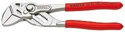 Переставно-гаечный ключ 180мм Knipex