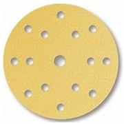 Шлифкруг GOLD SOFT 150мм 15 отв P320-P800 Mirka