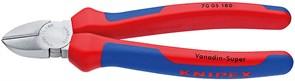 Бокорезы 125-180мм хром Knipex