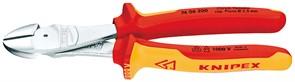 Бокорезы 160-250мм усиленные 1000V изол Knipex