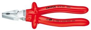 Плоскогубцы комб усиленные 200-250мм 1000V Knipex