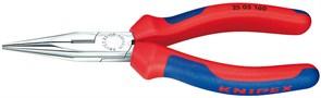 Круглогубцы 140-160мм хром Knipex