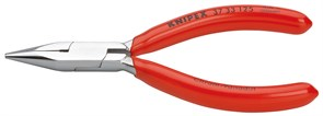 Плоскогубцы 125мм для точной механики Knipex