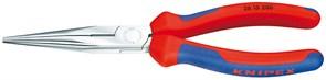 Круглогубцы 200мм хром Knipex