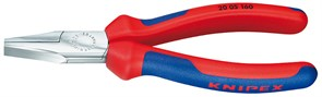 Плоскогубцы 140-160мм хром Knipex