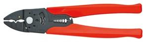 Клещи для опрессовки 225мм Knipex
