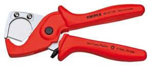 Труборез 185мм для шлангов и защитных труб Knipex