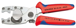 Труборез 210мм для комб. и защитных труб Knipex