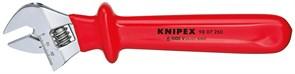 Ключ разводной 260мм 1000V Knipex