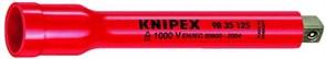 """Удлинитель для торц. ключа 125м 3/8"""" 1000V Knipex"""
