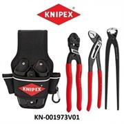 Набор инструментов в поясной сумке Knipex