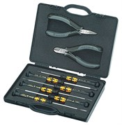 Набор инструментов ESD для электроники Knipex