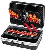 Чемодан с инструментом 20 предметов  Knipex