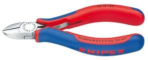 Бокорезы 125мм для электромеханика с пружин Knipex