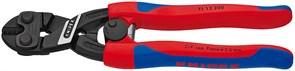Болторез компактный 200мм с пружиной Knipex