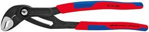 Клещи Cobra 180-300мм черн Knipex
